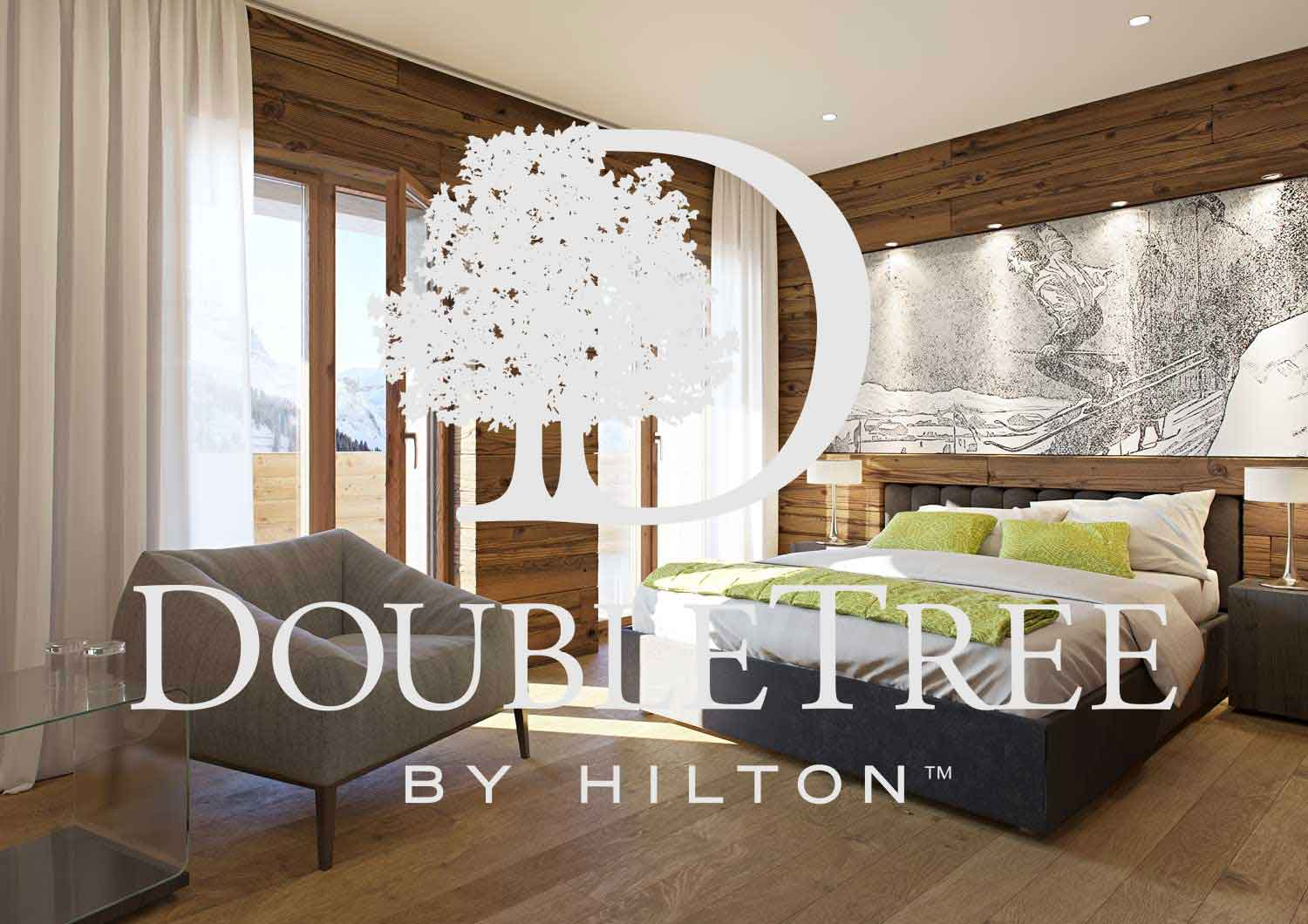 Double Tree Hilton Rooms and Suites - Ski Arlberg